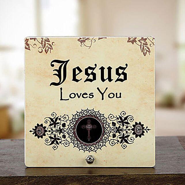 Jesus table top