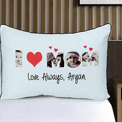 Personalized Love Pillow Cover Gift