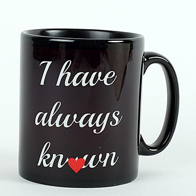Printed Coffee Mug for men