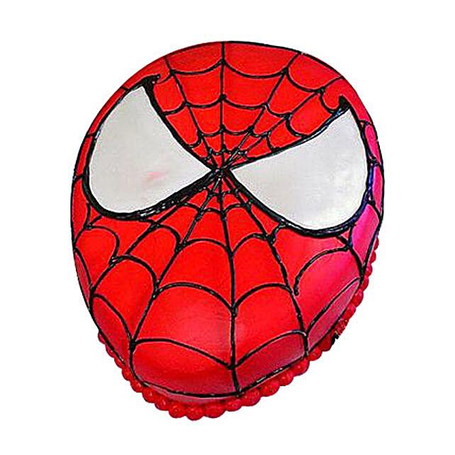 Rocking Spiderman Cake 3kg Pineapple