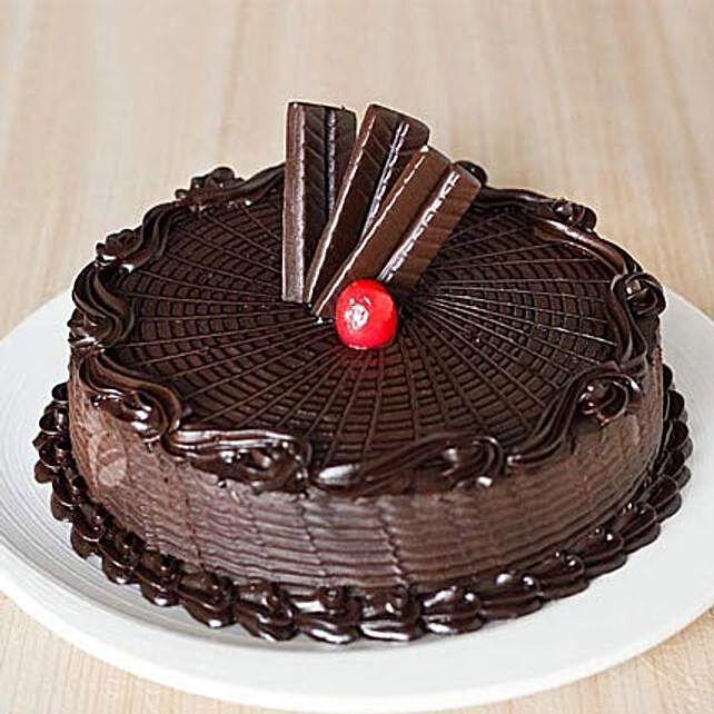 Royal Crunch Cake 1Kg For Icici Eggless