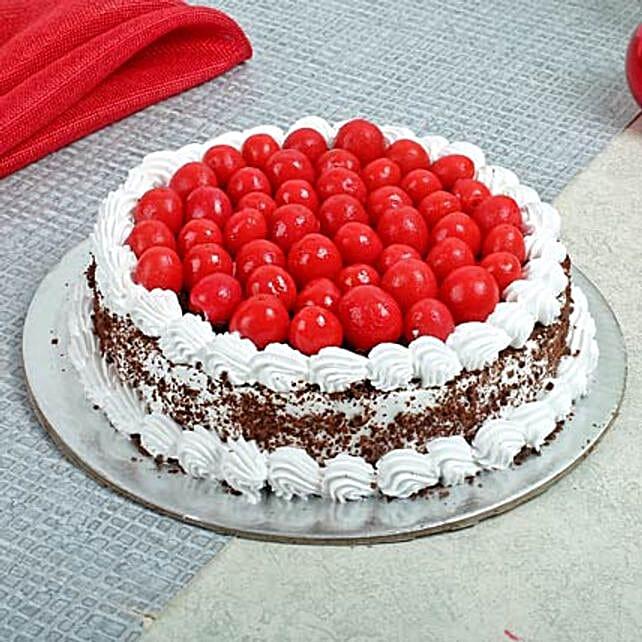 Special Blackforest Cake 2kg Eggless