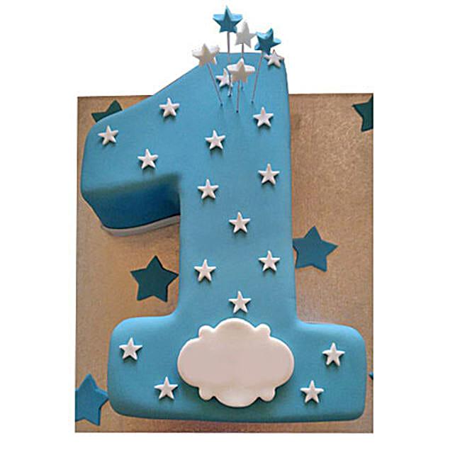 Starry Gaze Cake 2kg Butterscotch