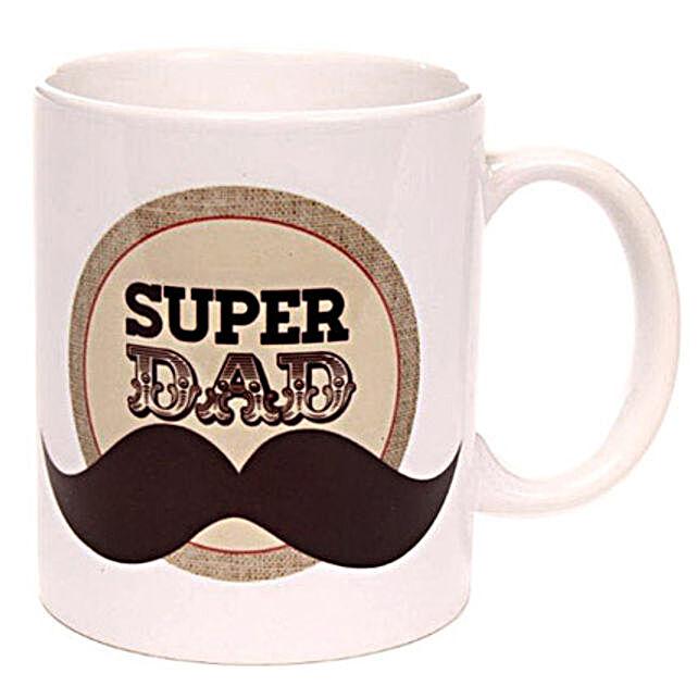 Super Dad Coffee Mug By FNP