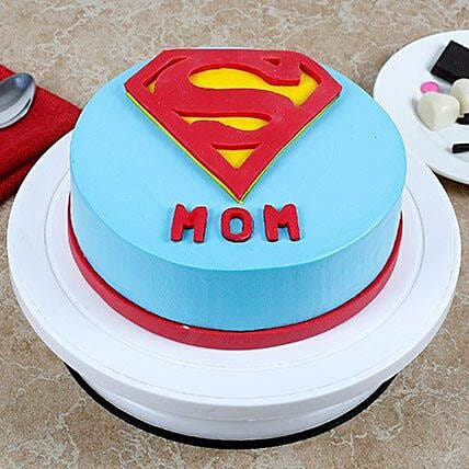 Supermom Chocolate Cake 2kg Eggless