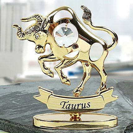 Taurus Art Piece Gift Item