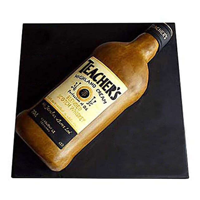 Teachers Scotch Whisky Cake 3kg