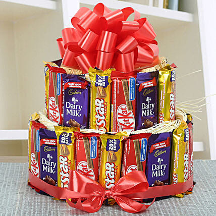 Chocolates Hamper chocolates:Buy Cadbury Chocolates