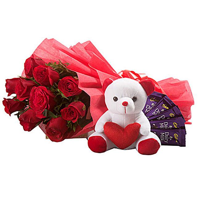 Valentine Cuddly Affair