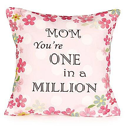 Worlds Best Mom Cushion By FNP