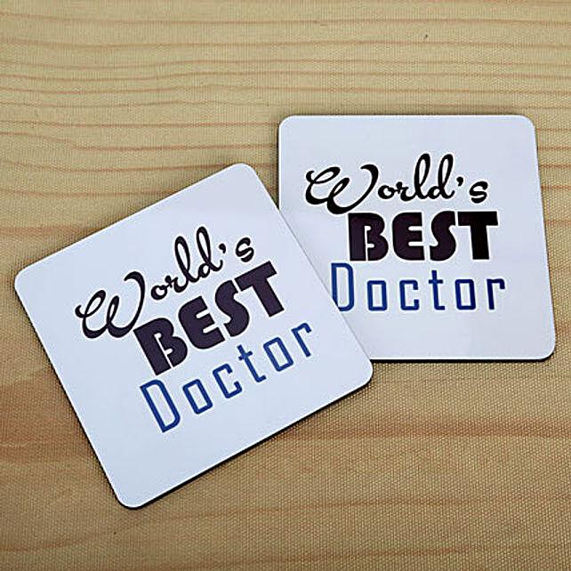 Best Doctor-Coasters Best Doctor:Coasters Gifts