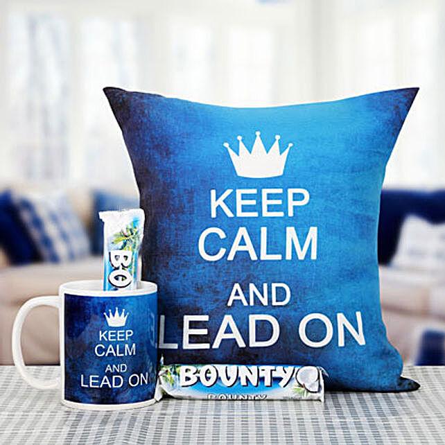 Crown of Passion-Cushion 12x12,Bounty,White Mug with Print