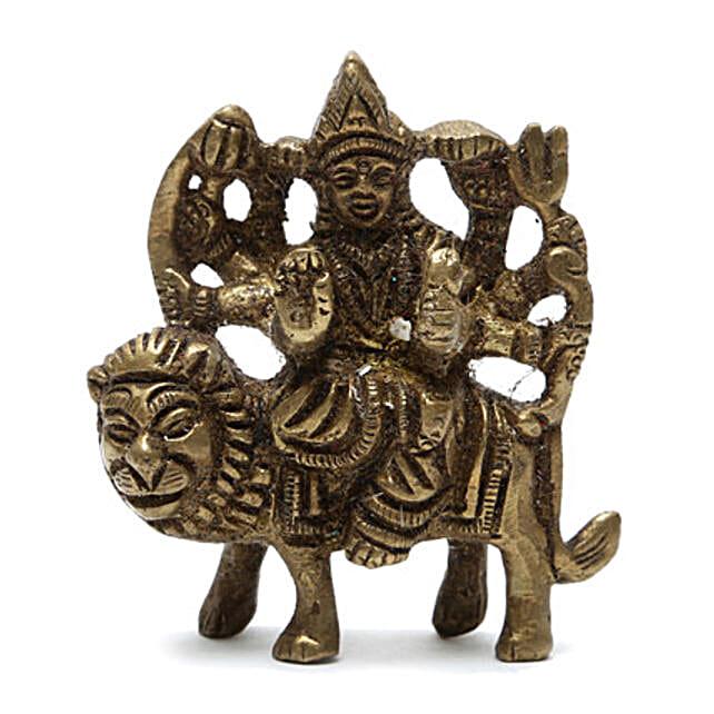 Brass Idol-Maa Durga