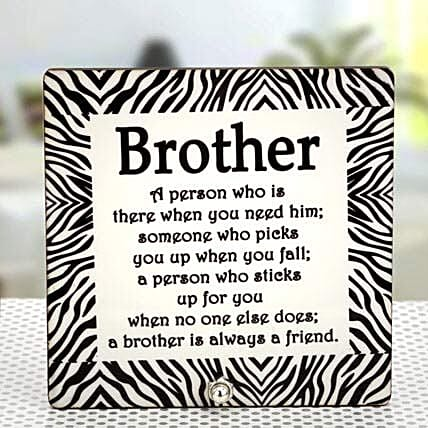 Brother table top