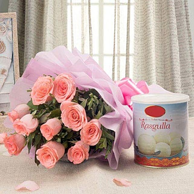 Floral Divine:Baisakhi Gifts