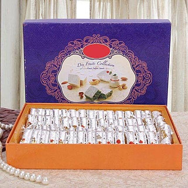 A box of kaju roll