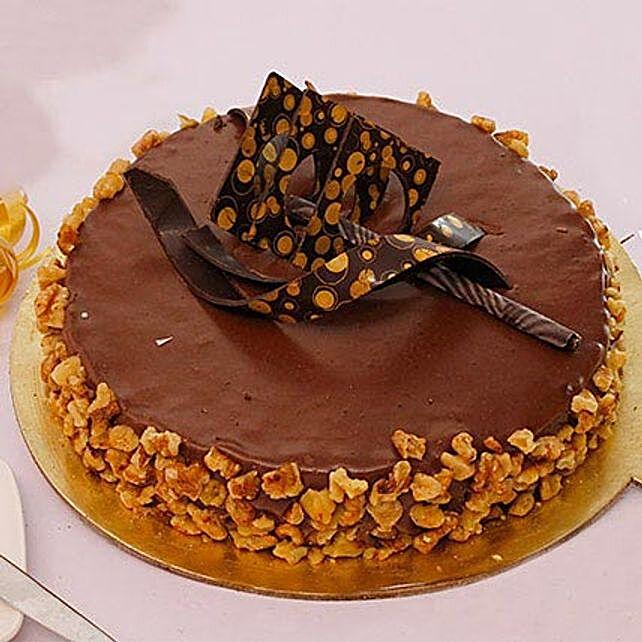 Affable Nutella Cake