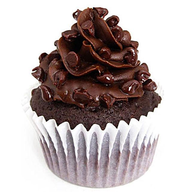 Tripple Chocolate Cupcake 6