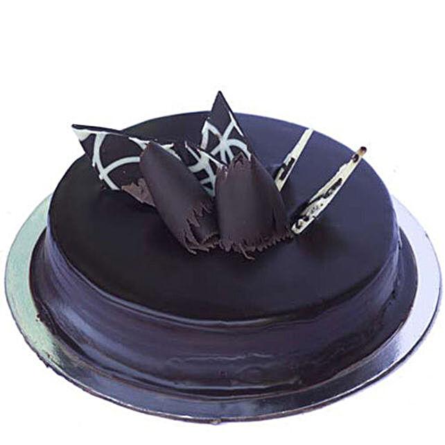 Chocolate Truffle Royale Cake 1kg:Send Gifts to Alwar