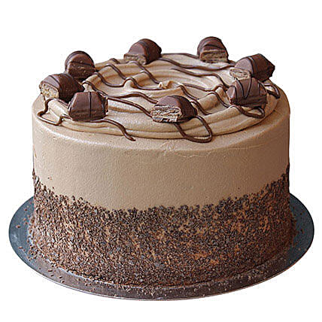 Tower Coffee Cream Cake 2kg
