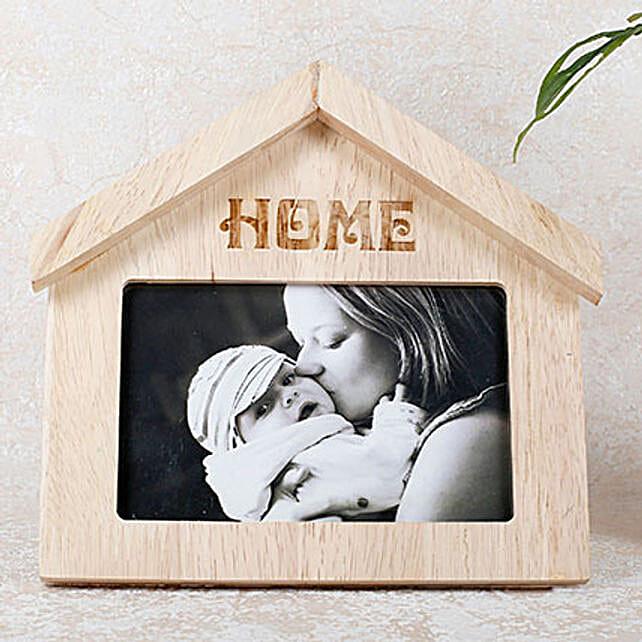 Hut shape Photo Frame