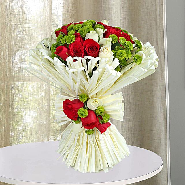 Roses Flower Bouquet