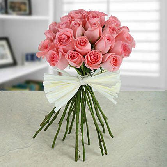 Bunch of Roses:Designer Flower Bouquet