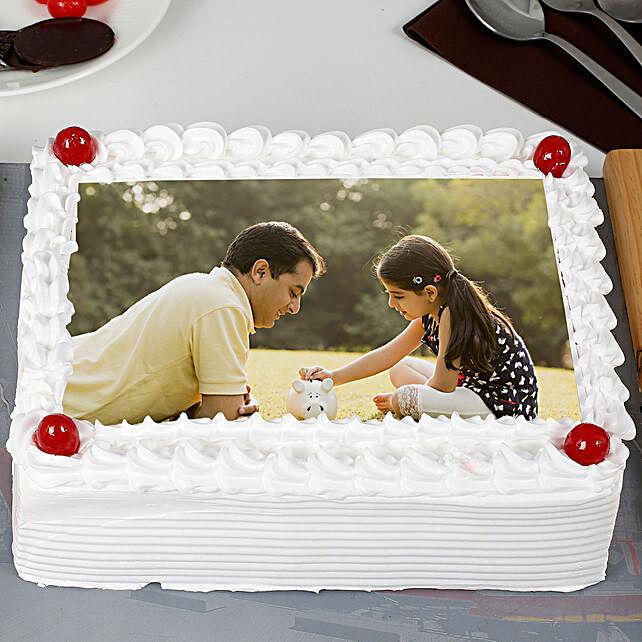 Personalised Photo Cake Online