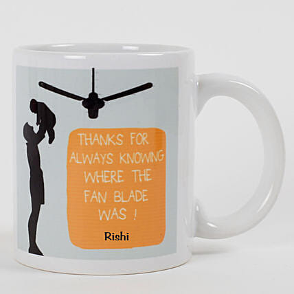 Personalized Mug For Cool Dude Dad