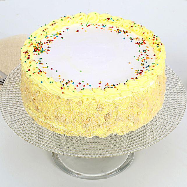 Delicious Butterscotch Cake Half kg