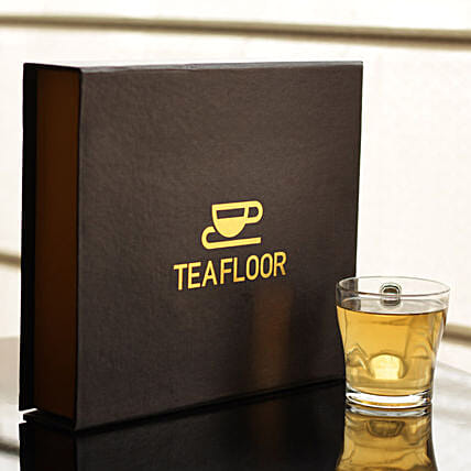 flavored  tea box set