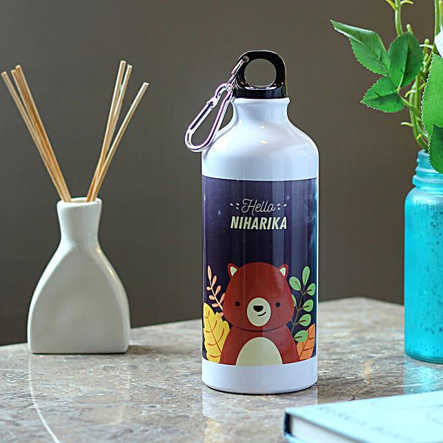 printed water bottle online