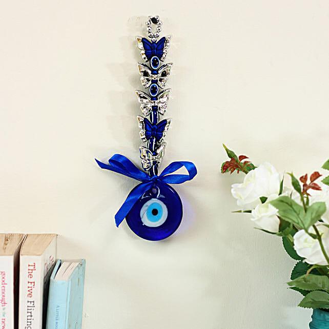 home décor evil eye hanging
