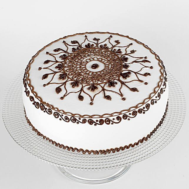 Karwa Chauth Special Chocolate Cake 1 Kg