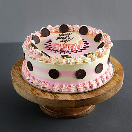 Delightful Boss Day Truffle Cake 1.5 KG Eggless