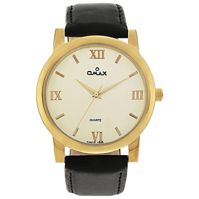 roman number analog watch