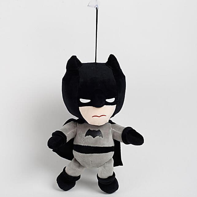 Bat Man Soft Toy