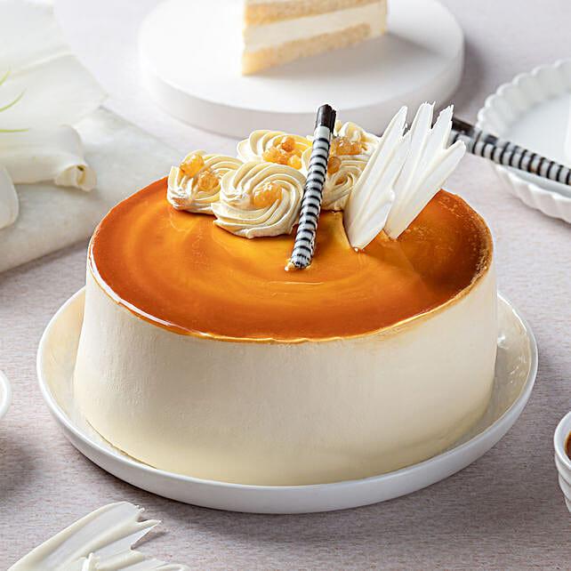 Butterscotch Cakes Half kg Eggless