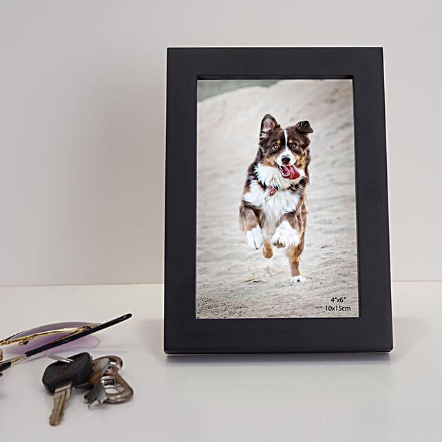 wooden photo frame for him:Send Photo Frames