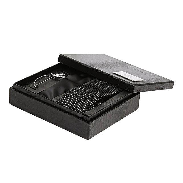 Men's Tie & Pocket Square Set