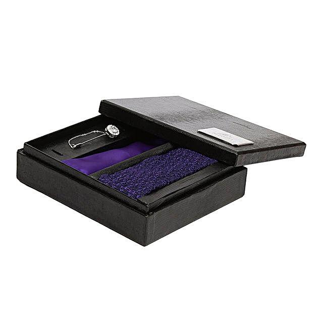 Men's Tie & Pocket Square Gift