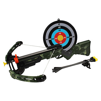 Action Crossbow Play Set Green