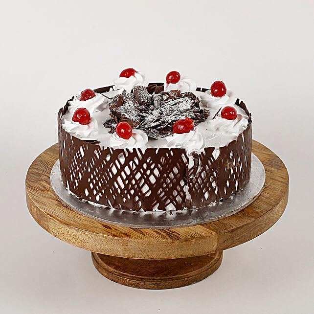 Cherries Cream Cake Online