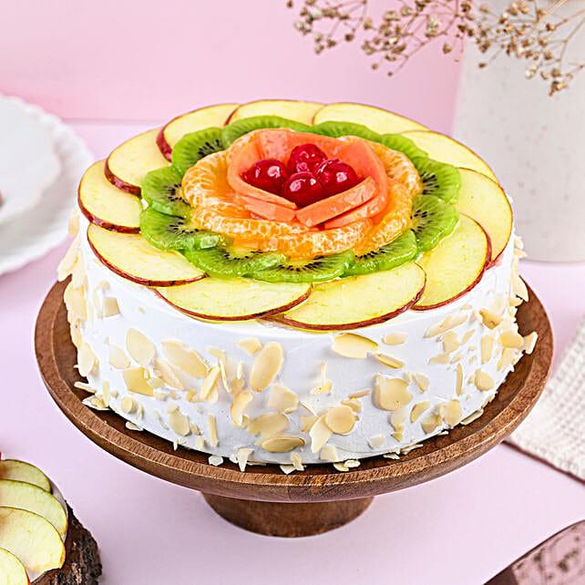 Effervescent Fruit Cake Eggless:Gift Store