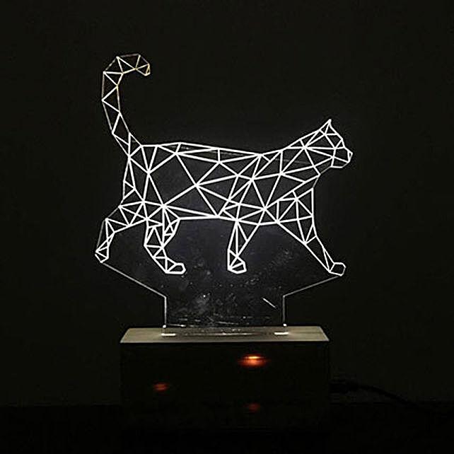 Cat Night Lamp Online