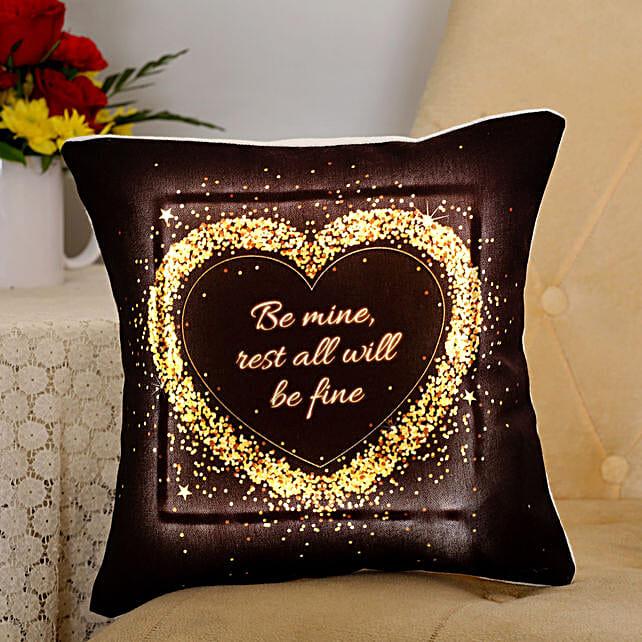 Be Mine LED Cushion