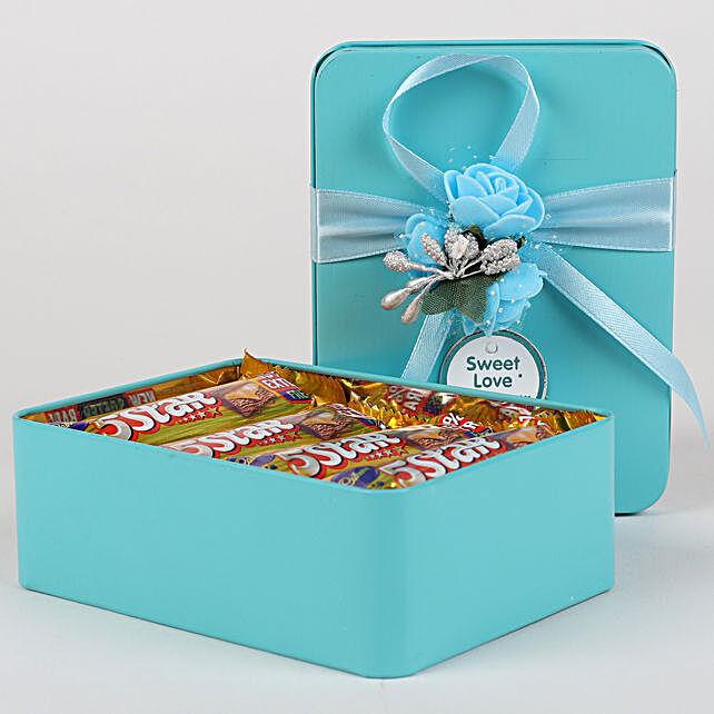 Cadbury Five Star in Blue Box