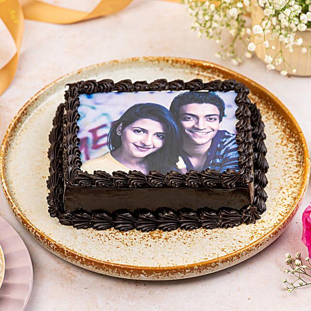 Personalised Photo Cakes:Photo Cakes to Gurgaon