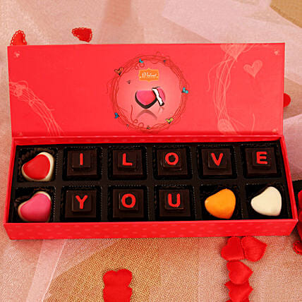 chocolate box for her