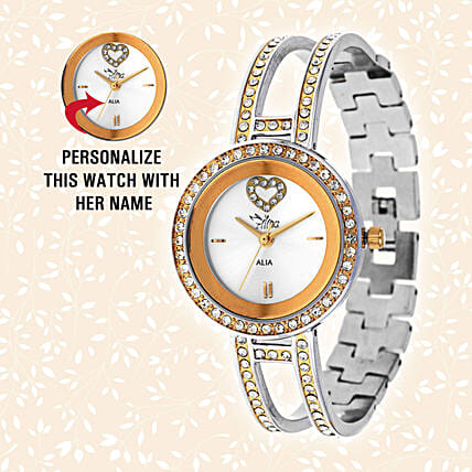 Personalised Ion Plating Classic Watch